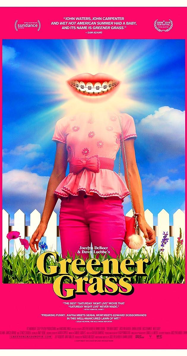 Subtitle of Greener Grass