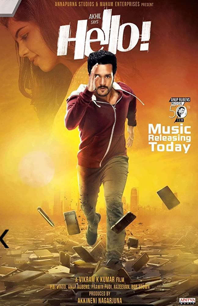 Hello (2017) Hindi ORG 720p HDRip x264 1.1 GB
