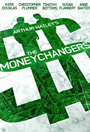 Arthur Hailey's the Moneychangers Poster