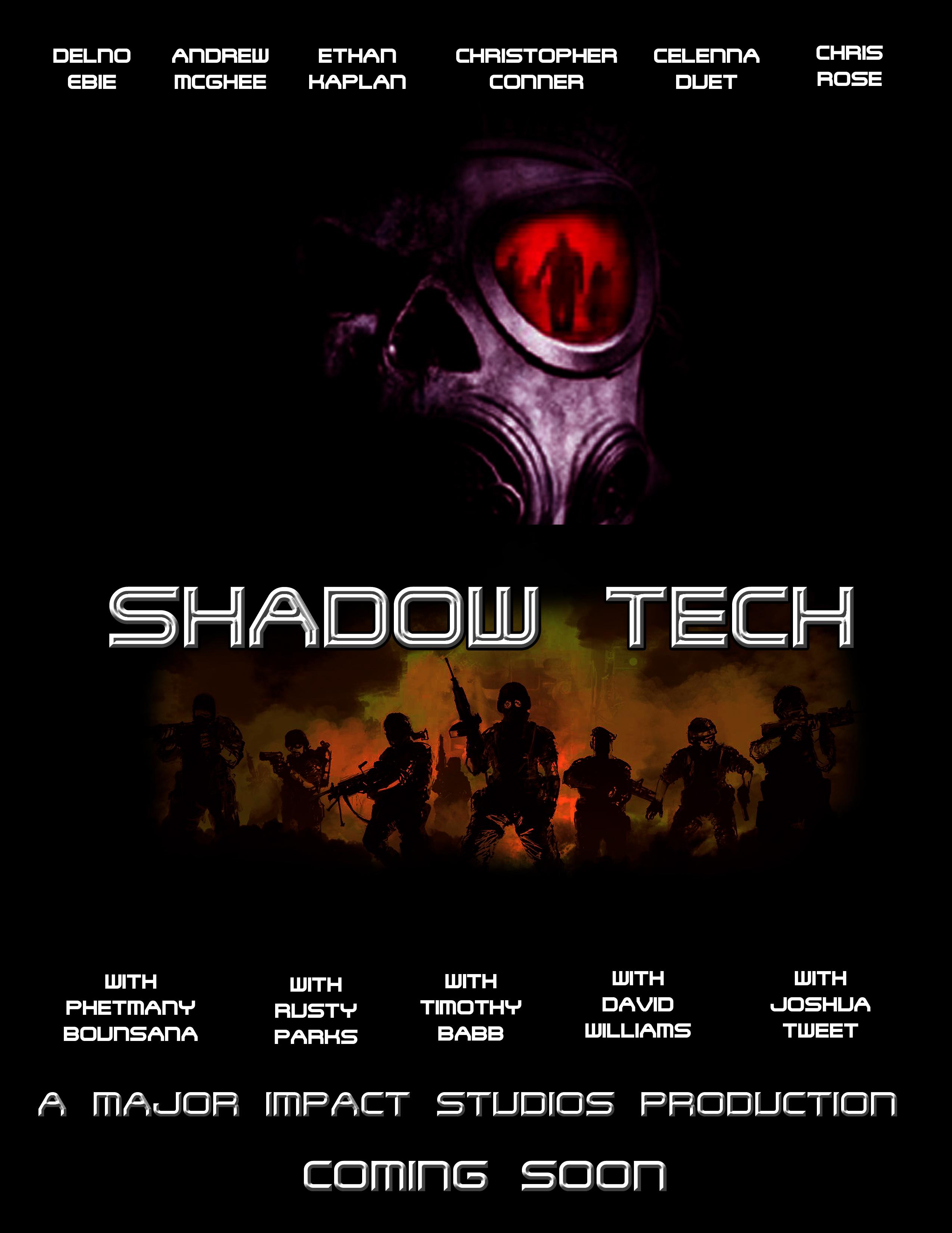 Shadow Tech (TV Series) - IMDb