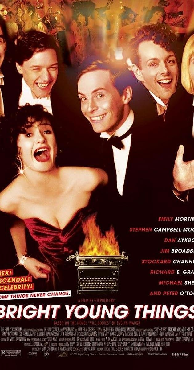 Bright Young Things (2003) - IMDb