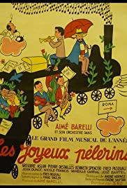 Les joyeux pélerins Poster