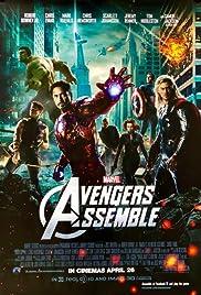 The Avengers Assemble Premiere Poster