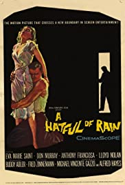A Hatful of Rain (1957) Poster - Movie Forum, Cast, Reviews