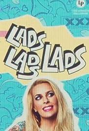 Sara Pascoe Live: LadsLadsLads Poster