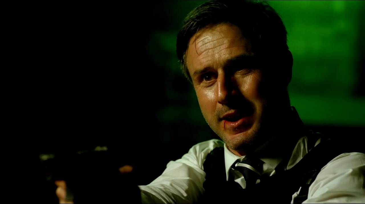 David Arquette in Cleaners (2013)
