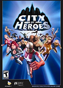 City of Heroes by