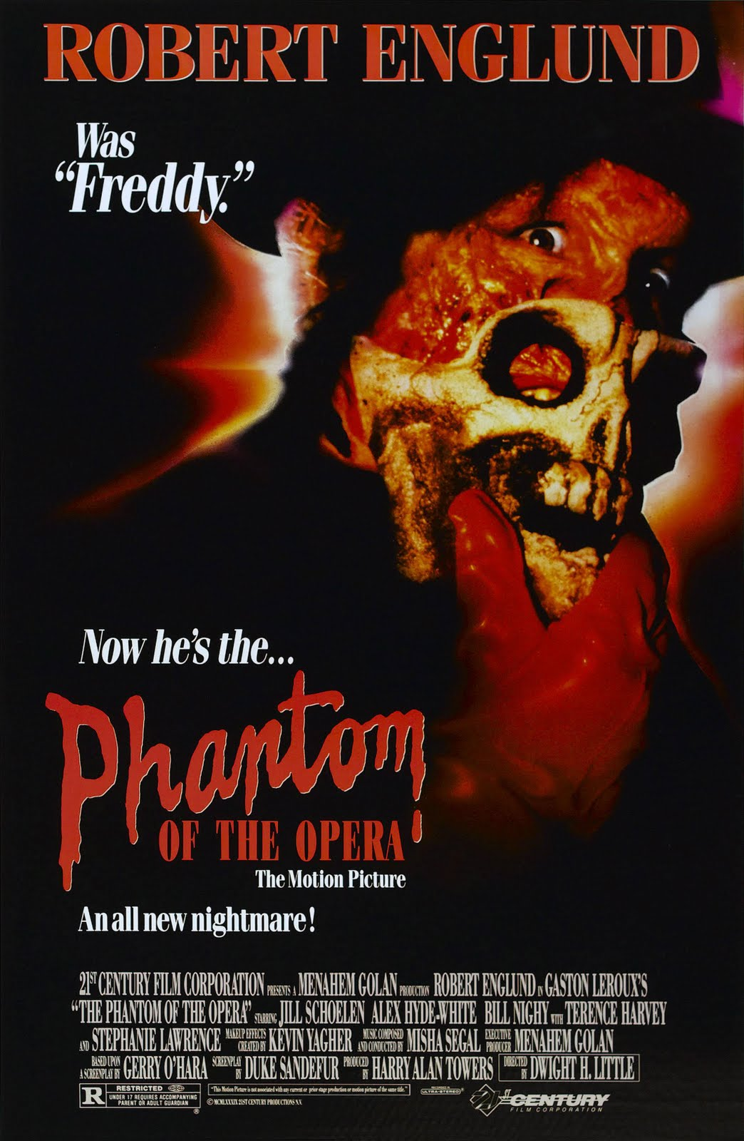 The Phantom Of Opera 1989