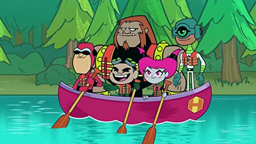 TEEN TITANS GO!: Forest Pirates