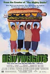David Goldman, Tom Hodges, Aaron Schwartz, Kenan Thompson, and Shaun Weiss in Heavyweights (1995)