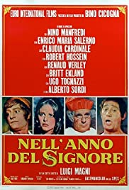 Nell'anno del Signore (1969) Poster - Movie Forum, Cast, Reviews
