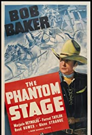 The Phantom Stage Poster
