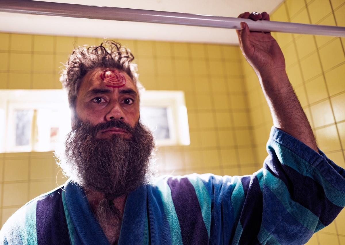 Taika Waititi in Seven Stages to Achieve Eternal Bliss by Passing Through the Gateway Chosen by the Holy Storsh (2018)