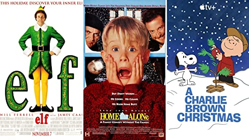 What to Stream at Home for the Holidays list