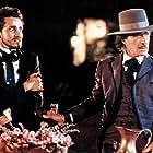 Danny De La Paz and Gilbert Roland in Barbarosa (1982)