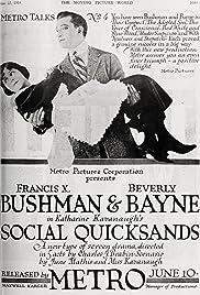 Social Quicksands Poster