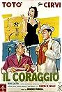 Il coraggio (1955) Poster