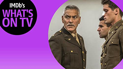 """George Clooney Commands Dark Laughs With """"Catch-22"""""""