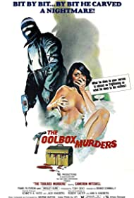 The Toolbox Murders (1978) Poster - Movie Forum, Cast, Reviews