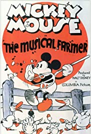 Musical Farmer Poster
