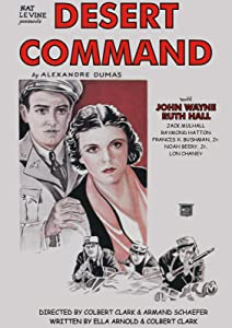 Movies play download Desert Command USA [2048x2048]