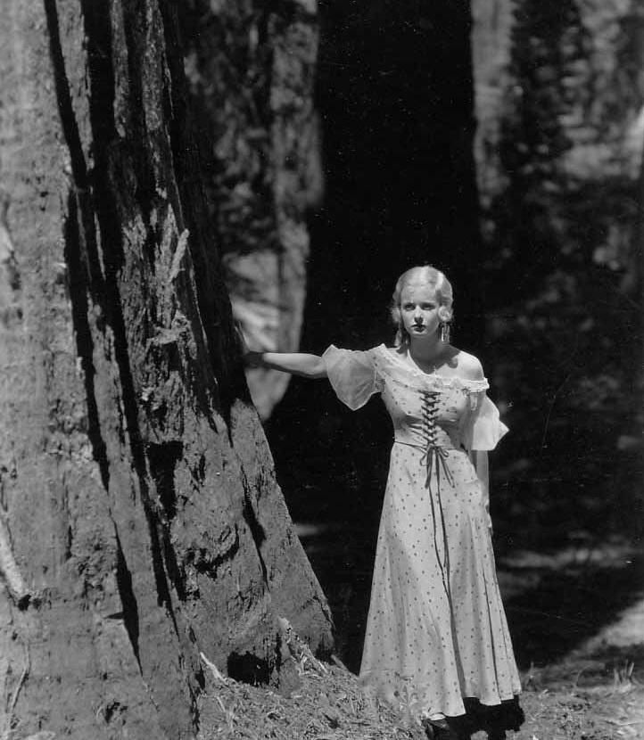 Joan Bennett in Wild Girl (1932)