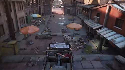 Uncharted 4: A Thief's End: E3 2015 Gameplay Trailer