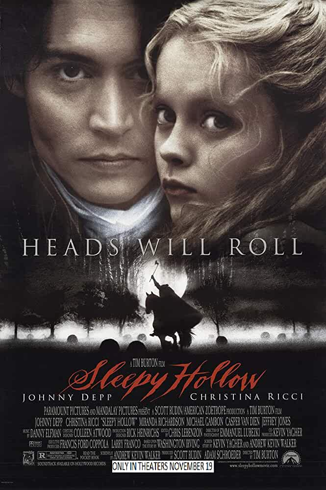 Sleepy Hollow (1999) Hindi Dubbed