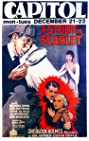 A Study in Scarlet (1933) Poster