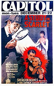 A Study in Scarlet Thomas Bentley