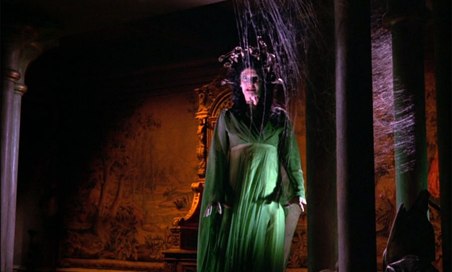 Prudence Hyman in The Gorgon (1964)