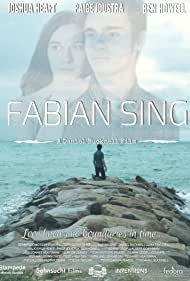 Joshua Heaft and Paige Joustra in Fabian Sing (2021)