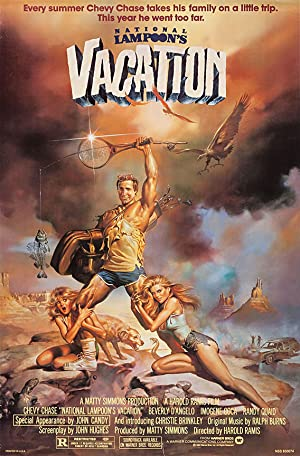 Where to stream National Lampoon's Vacation