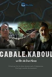 Cabale à Kaboul Poster