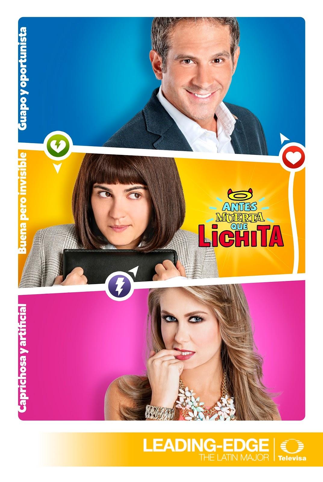 Antes Muerta Que Lichita Tv Series 2015 2016 Imdb