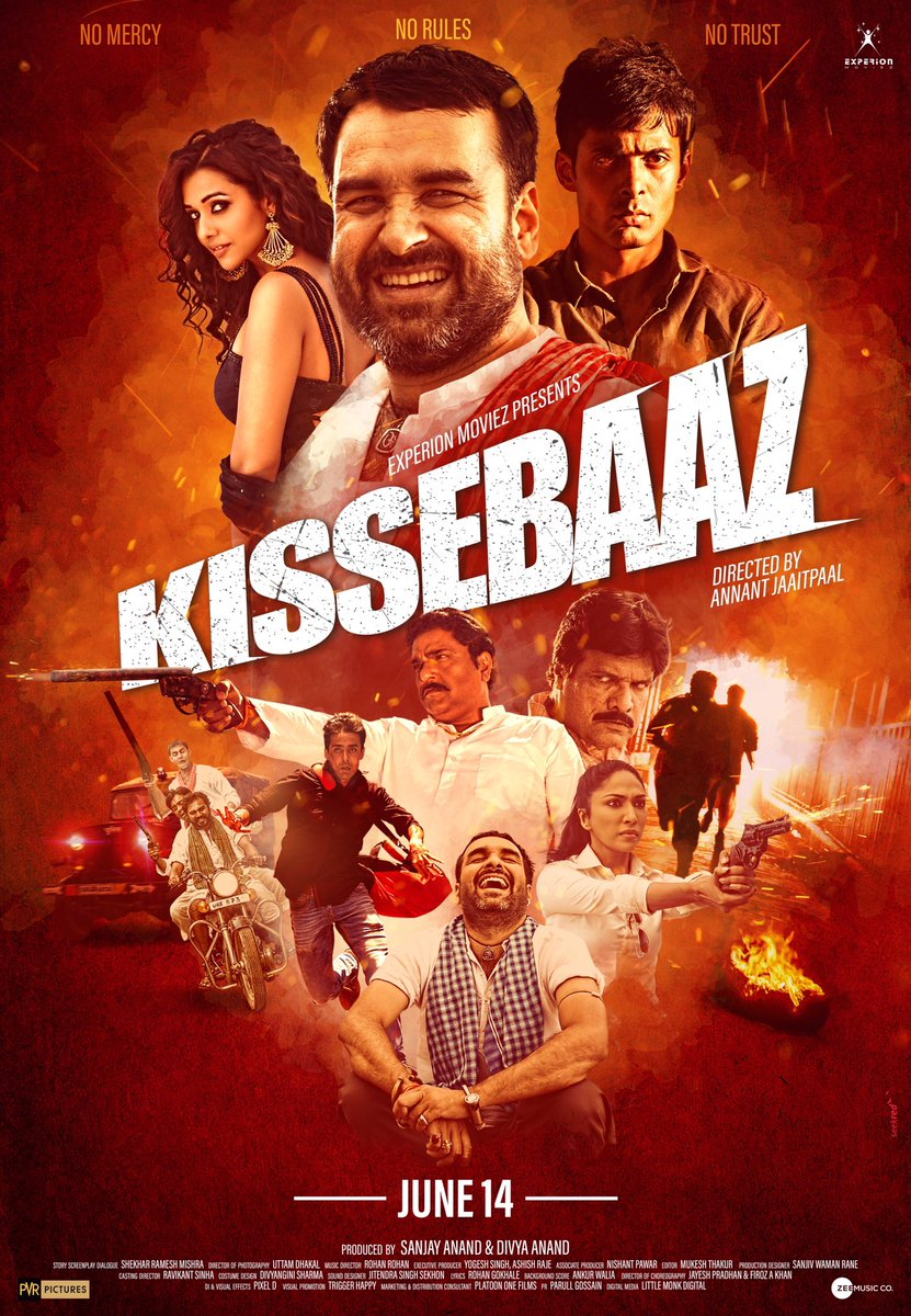 Kissebaaz (2019) Hindi WEB-DL - 480P | 720P | 1080P - x264 - 400MB | 1GB | 2.9GB - Download & Watch Online Movie Poster - mlsbd
