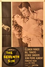 The Seventh Sin (1957) Poster - Movie Forum, Cast, Reviews