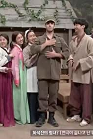 Matthew D'Arcy in Saturday Night Live Korea (2011)