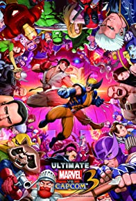 Primary photo for Ultimate Marvel vs. Capcom 3