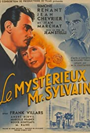Le mystérieux Monsieur Sylvain Poster