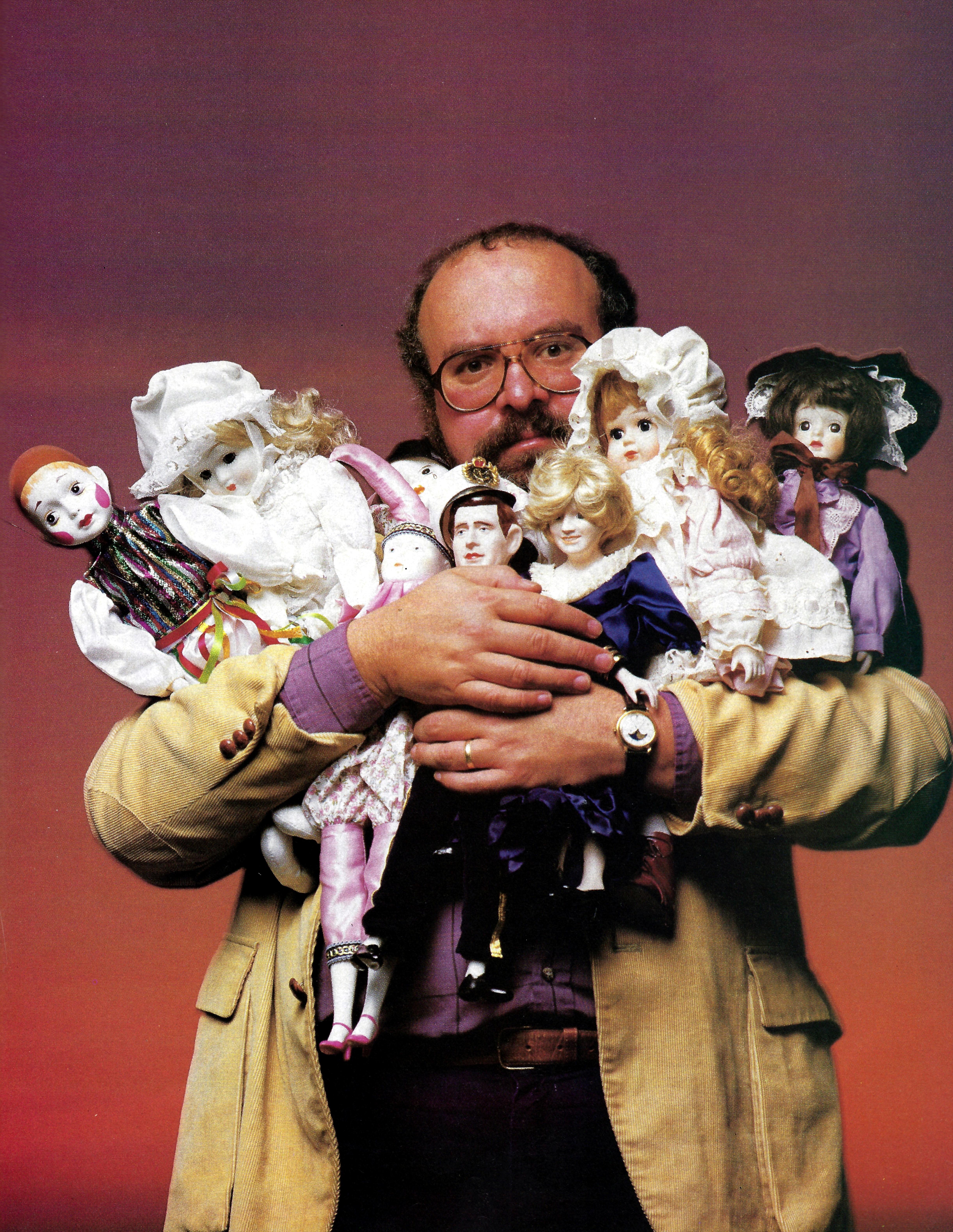 Stuart Gordon in Dolls (1986)