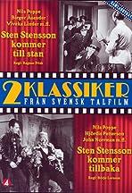 Sten Stensson kommer till stan