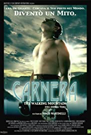 Carnera: The Walking Mountain Poster