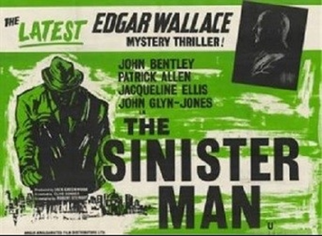 The Sinister Man (1961)