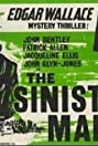 The Sinister Man (1961) Poster