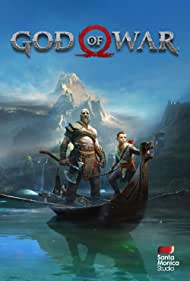 Christopher Judge and Sunny Suljic in God of War (2018)