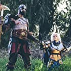 Ashley Johnson and Travis Willingham in Critical Role (2015)