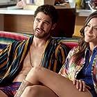 Jackie Tohn and Darren Criss in Royalties (2020)