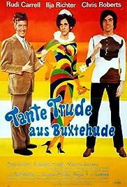 Tante Trude aus Buxtehude Poster