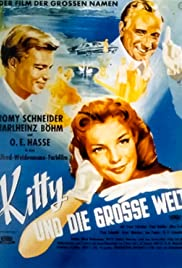 Kitty and the Great Big World Poster